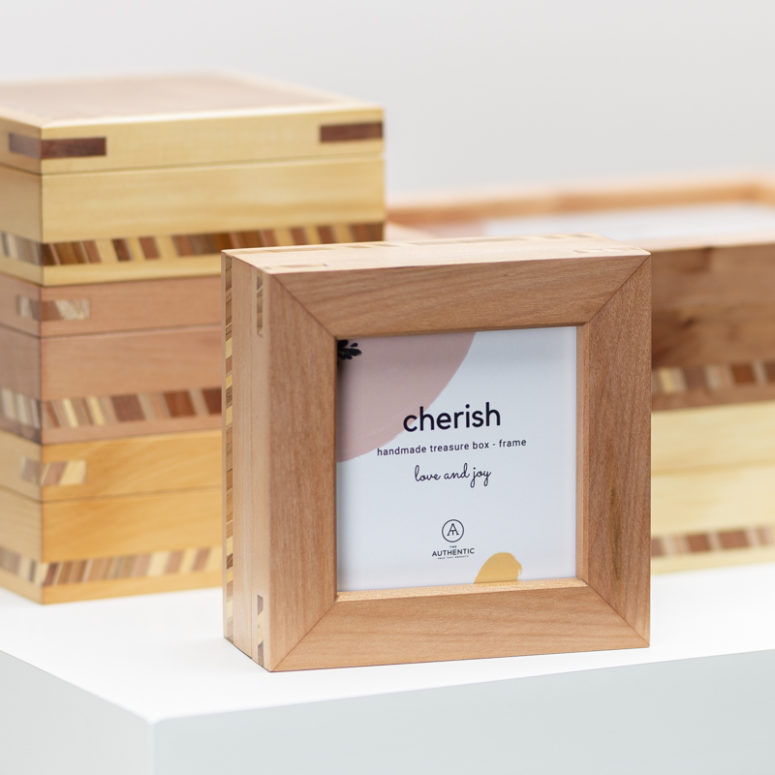 Cherish Boxes - Handmade by the Authentic