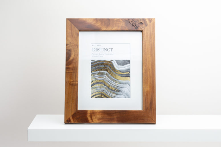 Distinct - Blackwood - 8x10 - 0100 - Handmade by The Authentic