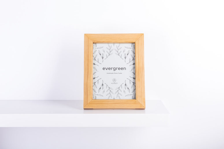 Evergreen Frame - Pine & Jarrah - 4x6 - Handmade by The Authentic