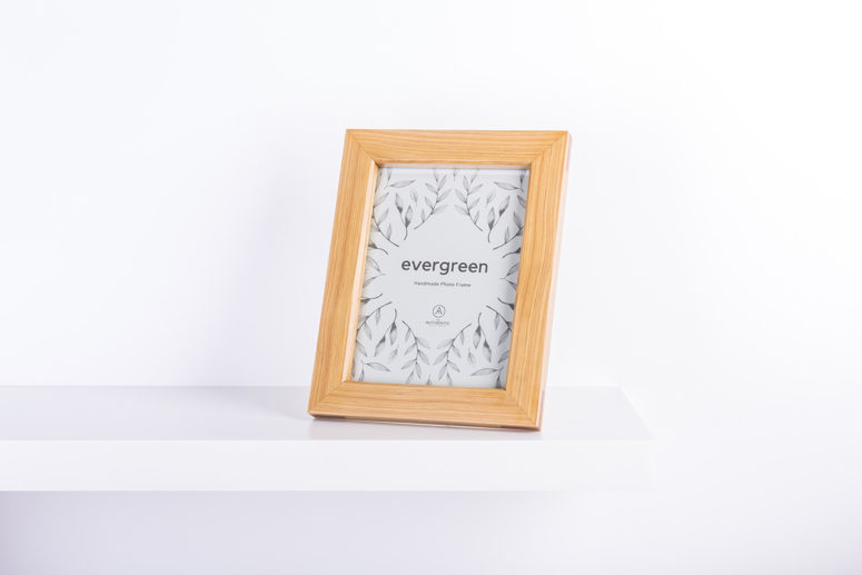 Evergreen Frame - Pine & Jarrah - 5x7 - Handmade by The Authentic