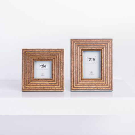 Little Frames - Portrait & Square 1 - Handmade by The Authentic