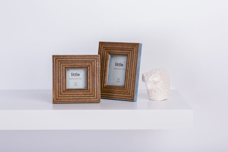 Little Frames - Portrait & Square 2 - Handmade by The Authentic