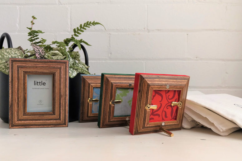 Little frame - all colours - Handmade by The Authentic