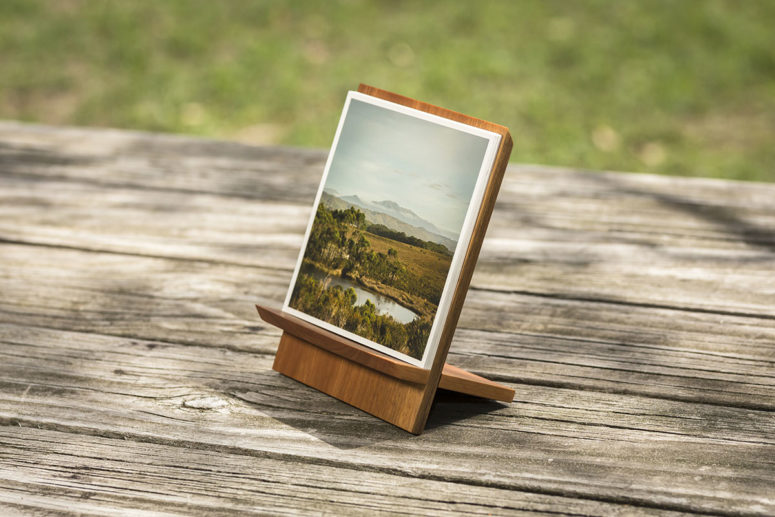 Wander Photo Display Stand - Handmade by The Authentic